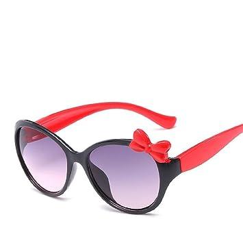 BiuTeFang Gafas de Sol Mujer Hombre Polarizadas de Dibujos ...
