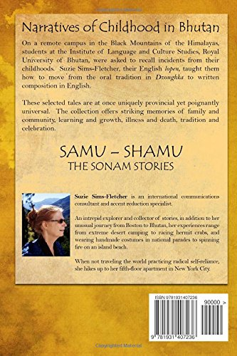 Samu Shamu The Sonam Stories Narratives Of Childhood In Bhutan Simple Love Letter From Samu