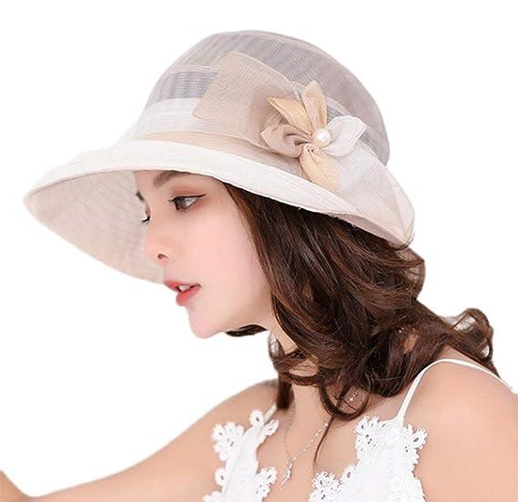 Sombrero del Sol De Verano para Mujer Libre Al Aire Moda ...