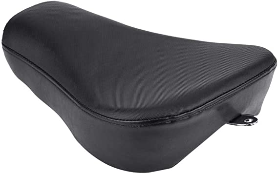 EBTOOLS Fodera per sedile anteriore solo da moto in pelle PU impermeabile per Sportster Forty XL1200 883