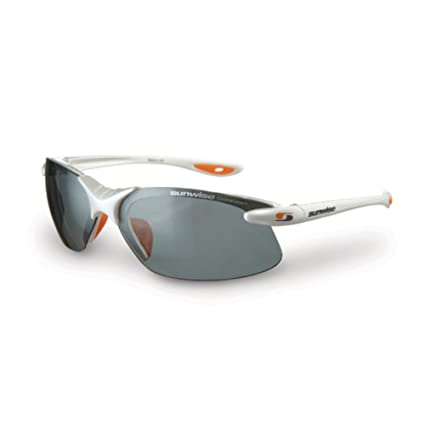 18b08f0e14c Amazon.com   Sun wise Waterloo Sunglasses - One - White   Sports ...