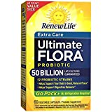 Renew Life UltimateFlora Probiotic Extra Care Go Pack 50 Billion Review