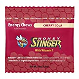 Honey Stinger Organic Energy Chews, Cherry Cola, 12 Count