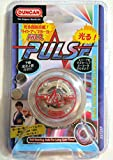 Duncan Pulse Yo-Yo for Beginners, LED Light-Up Technology, Plastic Body, Ball-Bearing Axle, Friction Sticker Technology, Assorted colors