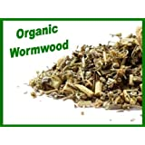 Organic Dried Wormwood (Artemisia Absinthium) 2 Ounces