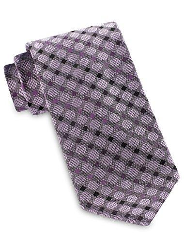 Geoffery Beene Rock Star Geo-Print Tie