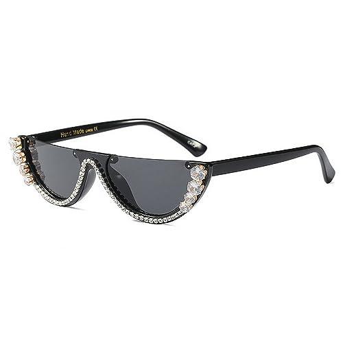 Amazon.com: Sdcvopl - Gafas de sol para mujer (cristal ...
