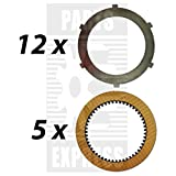 68802C91 - Parts Express, PTO, Clutch Pack, Disc Kit