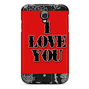 Tpu KVjyzRd2829GwmwO Case Cover Protector For Galaxy S4 - Attractive Case