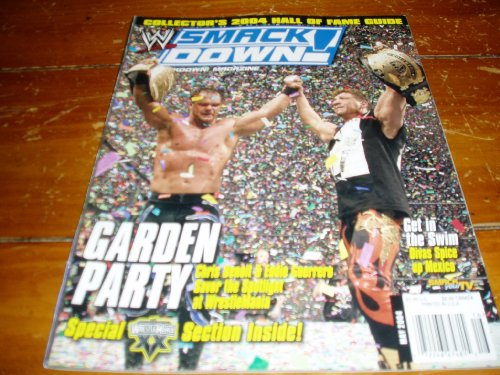 WWE Smackdown Magazine May 2004 Issue ()