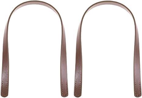 Svance Length 23.6,3//4 Wide PU Leather Purse Handles Bag Handbag Strap,Purse Making Supplies Black