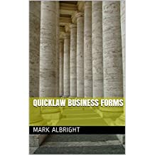 QuickLaw Business Forms