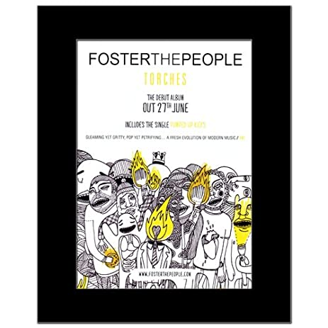 foster the people torches poster