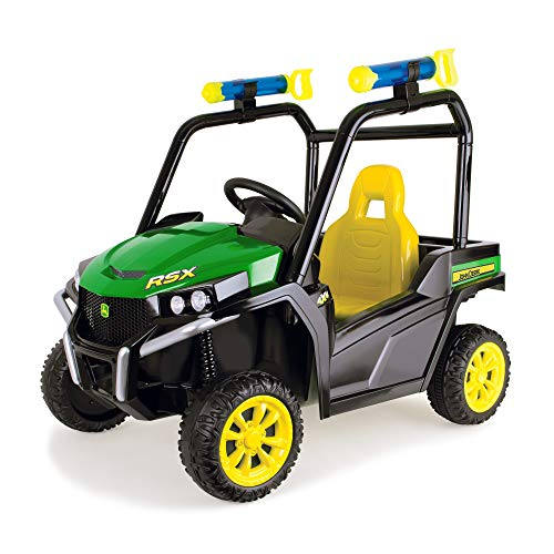 TOMY-John-Deere-Gator-Ride-On-Toy-Car-for-Kids-with-Detachable-Water-Squirter-Green