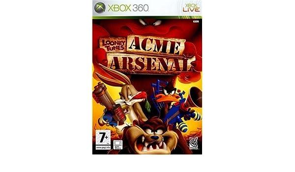 Looney tunes acme arsenal [Xbox 360] [Importado de Francia ...