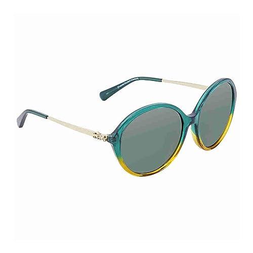 fb905ace25 ... switzerland coach hc8214 sunglasses 547271 emerald mustard gradient 56  16 140 65163 17f7e