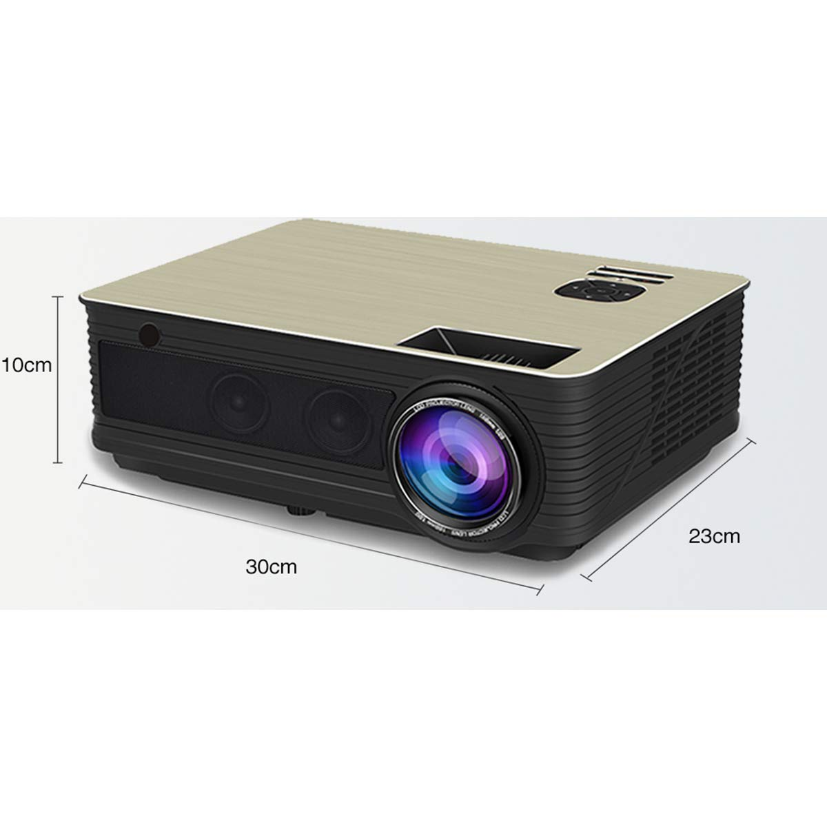 PLAY™ LED HD Projector 5000 Lumens (Simple-Basic)
