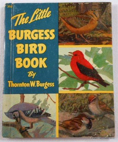 The Little Burgess Bird Book