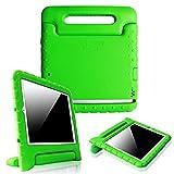 Fintie iPad mini 1/2/3 Kiddie Case - Light Weight Shock Proof Convertible Handle Stand Kids Friendly for Apple iPad mini 1 / iPad mini 2 / iPad mini 3, Green