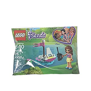 LEGO 30403 Friends Olivia's Remote Control Boat Polybag Set
