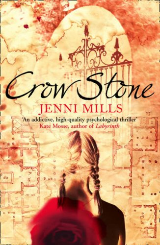 Book cover for Crow Stone
