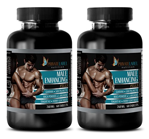 libido and test booster - MALE ENHANCING PILLS - saw palmetto berry extract 320 mg - 2 Bottle (120 (320 Mg Tab)