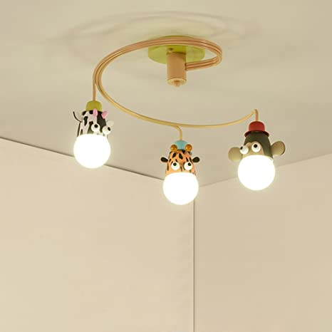 YXGH- Children\'s Room Ceiling Lamp Bedroom Lights LED ...