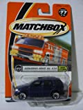 Matchbox Mercedes Benz ML 430 Snow Explorer