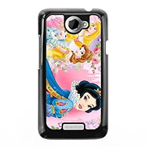The best gift for Halloween and Christmas HTC One X Cell Phone Case Black The beautiful Disney Princess Snow White Sneeuwwitje GON6237999