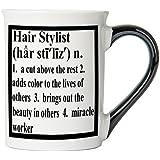 Hair Stylist Mug, Hair Stylist Coffee Cup, Ceramic Hair Stylist Mug, Custom Gifts By Tumbleweed