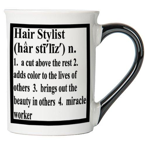 Hair Stylist Mug, Hair Stylist Coffee Cup, Ceramic Hair Stylist Mug, Custom Gifts By - Hair Mug