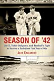 Season of '42, Jack Cavanaugh, 1616087404