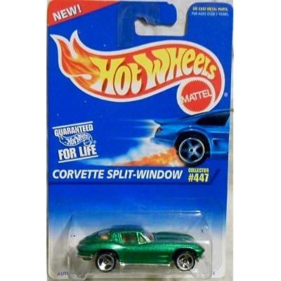 Hotwheels Corvette Split-Window #447: Toys & Games