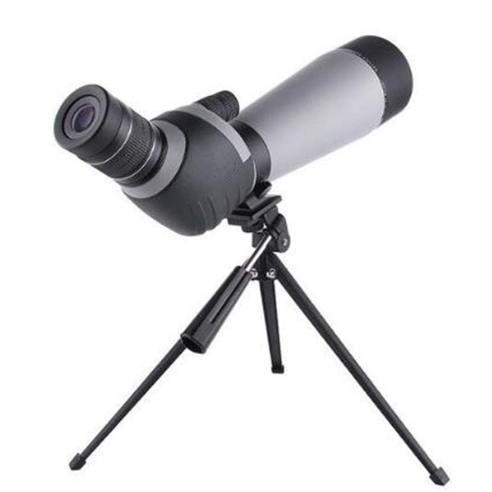 TJSCY 0-60x80 HD High-Speed and Slow-Focusing Wheel Astronomical Telescope, Single-Tube Bird-Viewing Telescope, Suitable for Children, Beginners, Outdoor, Physics by TJSCY