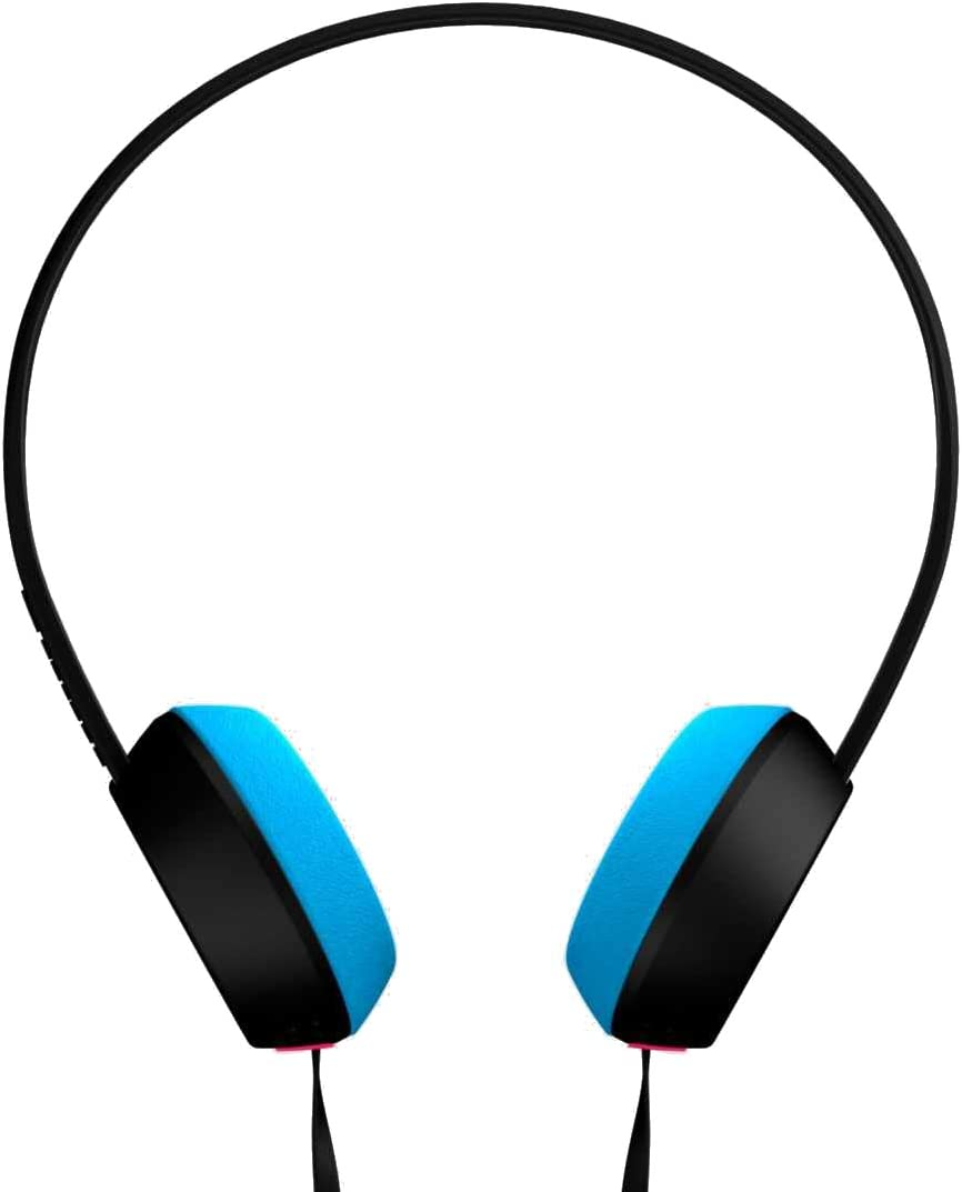 Coloud Knock Blocks Black Blue Headphones