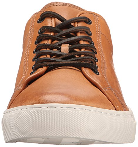 Zapatillas de deporte Walker Low Lace Fashion para hombre, Whisky, 8.5 M US