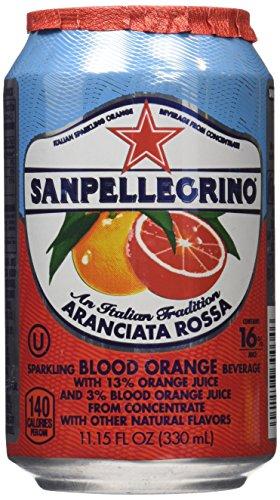 (San Pellegrino, Aranciata Rossa, 11.15 fl oz)