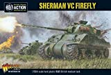 Warlord Games, Sherman Firefly Vc, Bolt Action Wargaming Tank Miniatures