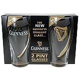 Guinness Embossed Gravity Glasses Pack