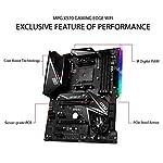 MSI-MPG-X570-GAMING-EDGE-WIFI-Motherboard-ATX-AM4-DDR4-LAN-and-80211AC-WIFI-USB-32-Gen2-Type-C-M2-RGB-Mystic-Light-HDMI-AMD-RYZEN-2nd-and-3rd-Gen