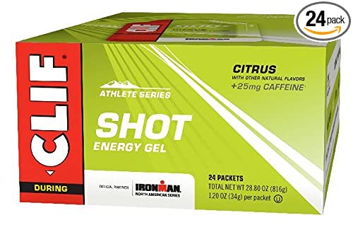 Product thumbnail for Clif Shot Energy Gel