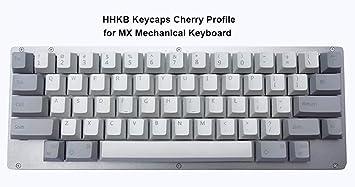 Amazon Com Npkc Hhkb Keycaps Pbt Cherry Profile Fit Cherry Mx