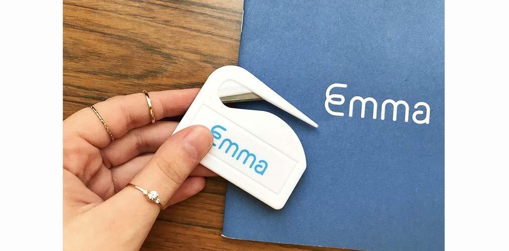 Emma Colchón 120x200 - Colchones visco de Espuma Cama Doble Memory Foam - Transpirable y máximo Confort (Disponible en 19 Medidas): Amazon.es: Hogar