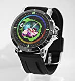 Alice In Wonderland Chesire Cat Custom Watch Fit Your Bike