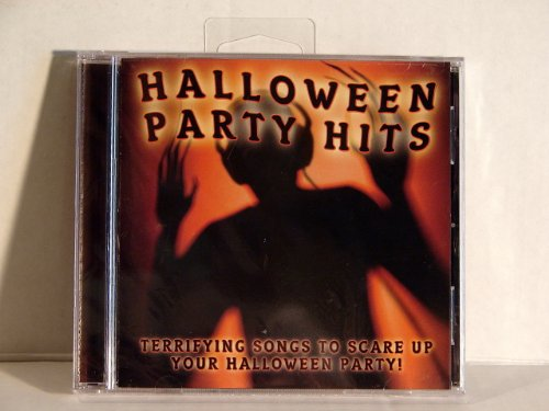Halloween Party Hits CD - 10 Halloween Songs MUSIC