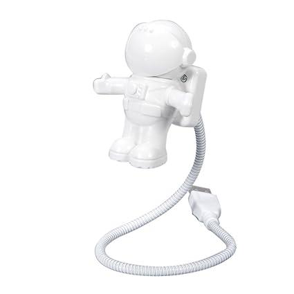 Amazon Com Feifeier Desk Lamp Usb Light Creative Astro Astronaut
