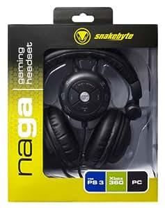 Import Europe - Snakebyte Headset Naga