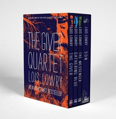 [ The Giver Quartet Boxed Set Lowry, Lois ( Author ) ] { Hardcover } 2014 (Lois Lowry Box Set)
