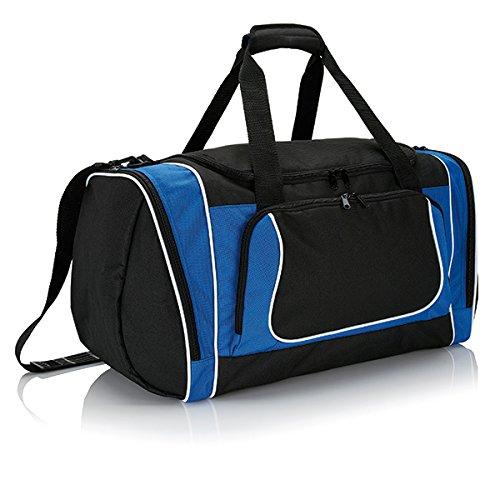 XD-Borsone da Sport, grande formato, Ultimate, 46 cm, 42 L, colore: blu