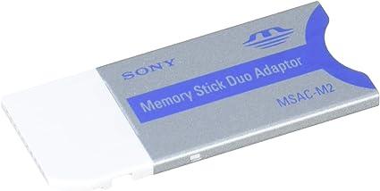 Amazon.com: Sony Memory Stick Duo adaptador para MS ranura ...
